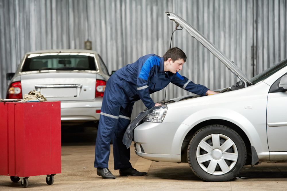 Car Body Repairs Derby