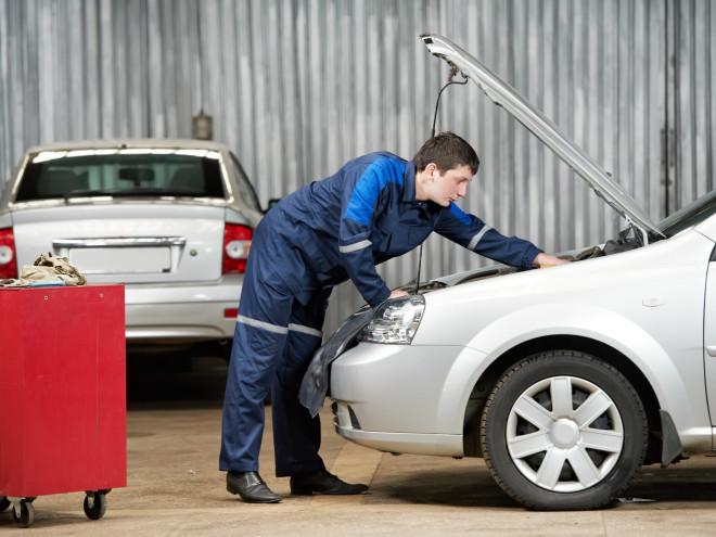 Car Body Repairs Derby